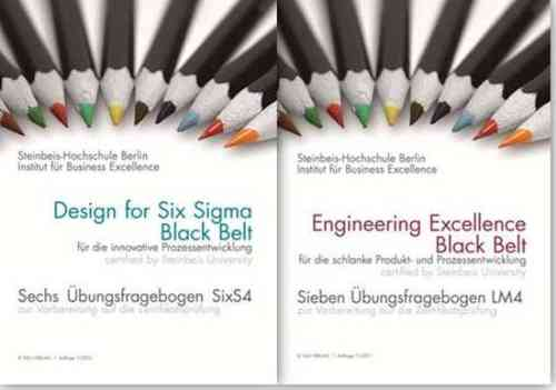 313 Übungsfragebogen: LSE2 Black Belt of Lean Sigma Engineering